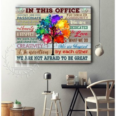 Office Decor Idea