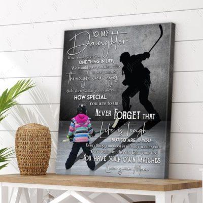 Hockey Gift For Daughter