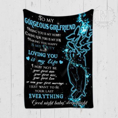 Blanket For Girlfriend