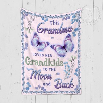 Grandma blanket