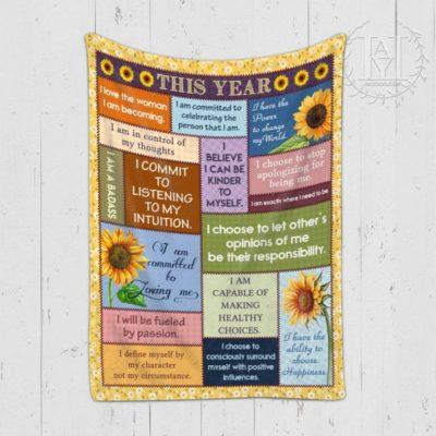 Flower Blanket USA