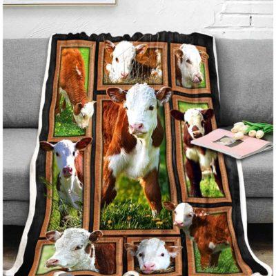 Farmer Gift Blanket